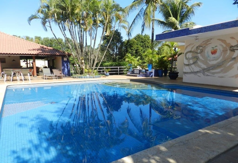 Paradise Inn Hotel e Lazer, Katanduva, Luksusa numurs, Āra baseins