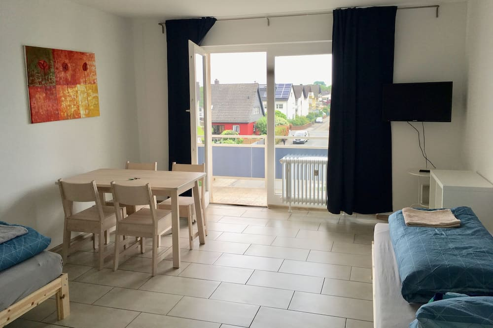 Apartmán, balkón - Vybraná fotografia
