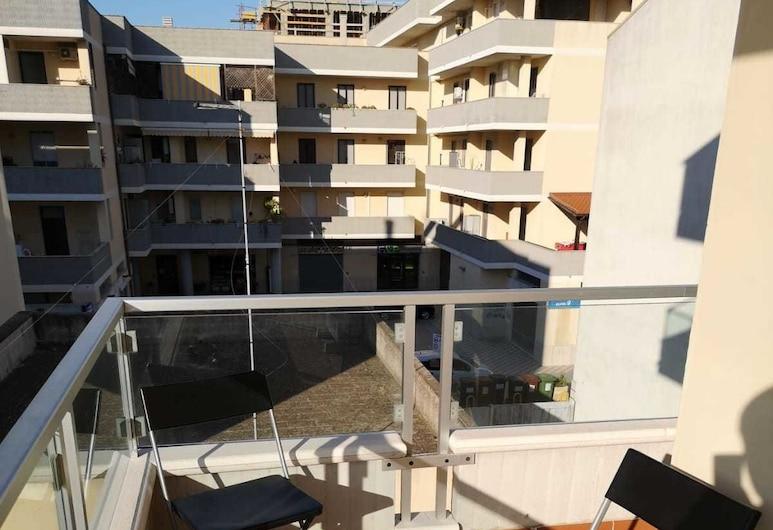 Brindisi città d'acqua, Brindisi, Apartamento clásico, 1 cama de matrimonio, cocina, Terraza o patio