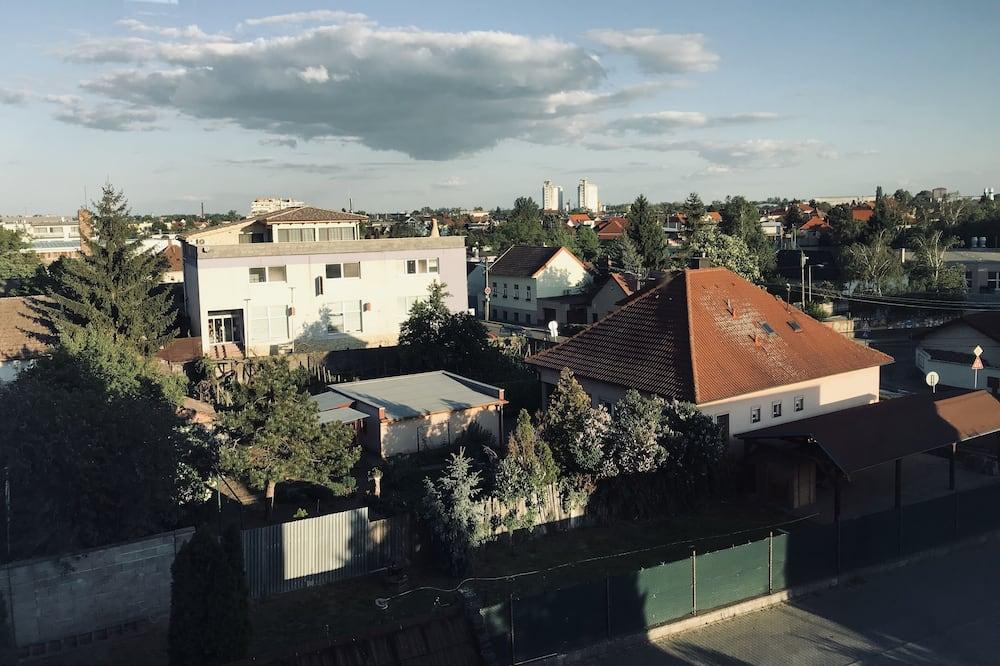 Quarto Individual Clássico - Vista para a Cidade