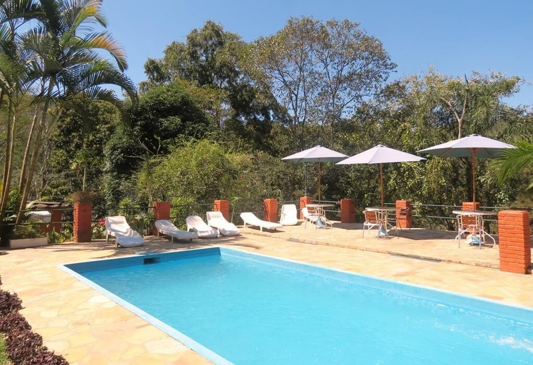 Hotel Mirante do Penedo, Itatiaia, Pool