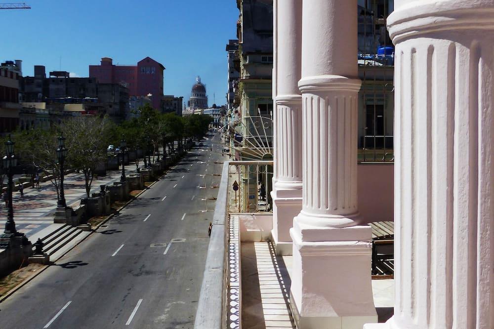 트윈룸 - 거리 전망