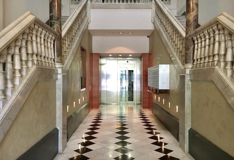 Apartamento Excelente Estancia en Paseo De Gracia, Barcelone, Entrée intérieure
