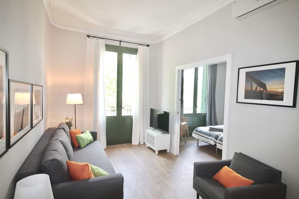 Apartment, 3 Bedrooms (Ronda2) - Living Room
