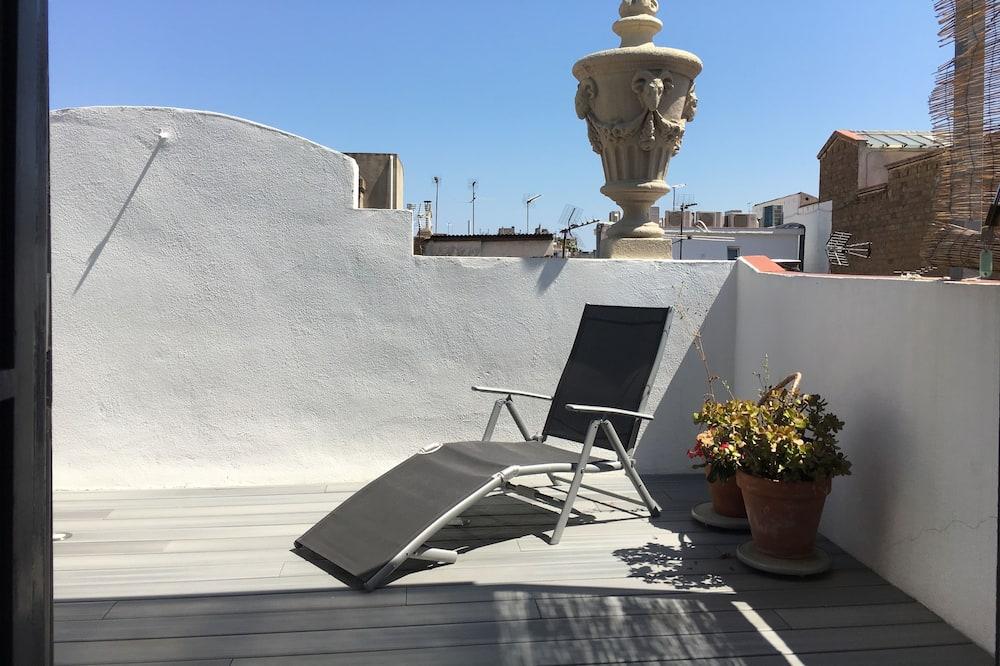 Lejlighed - 2 soveværelser (LlibAtico) - Terrasse/patio
