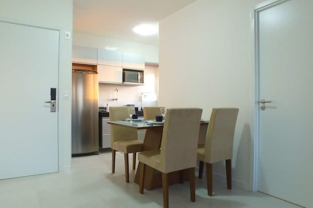 Apartment - Wohnbereich