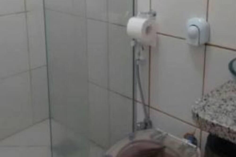 Deluxe lakosztály - Fürdőszoba