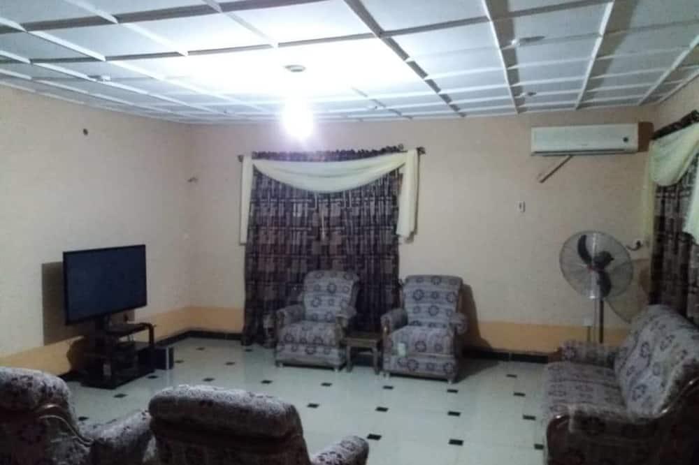 Presidential House - Living Area