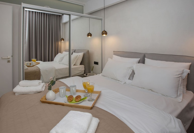 Nikis Suites Syntagma-Plaka by GHH, Athens, Comfort Apartment, 2 Bedrooms, Bilik