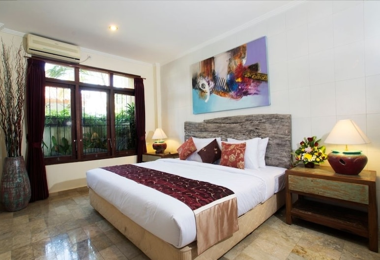 RuKun Residence - Home in Seminyak Bali, Seminyak, House, 3 Bedrooms, Room