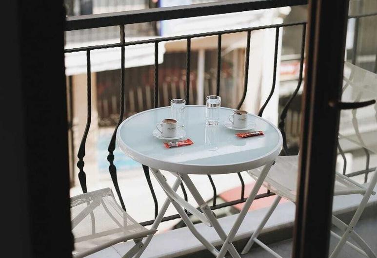 Lord Hotel Cafe & Bistro, Aydın, Deluxe-Zimmer, Balkon