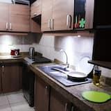Pokój dwuosobowy typu Comfort, wspólna łazienka - Wspólna kuchnia