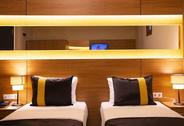 Karamans Sirkeci Suites Hotel, Stambulas, Kambarys šeimai, 2 miegamieji, sujungti kambariai, Svečių kambarys