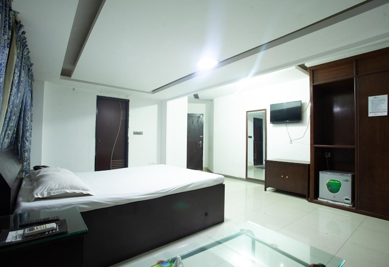 Rax Hotel and Restaurant, Chittagong, Executive Deluxe, Guest Room