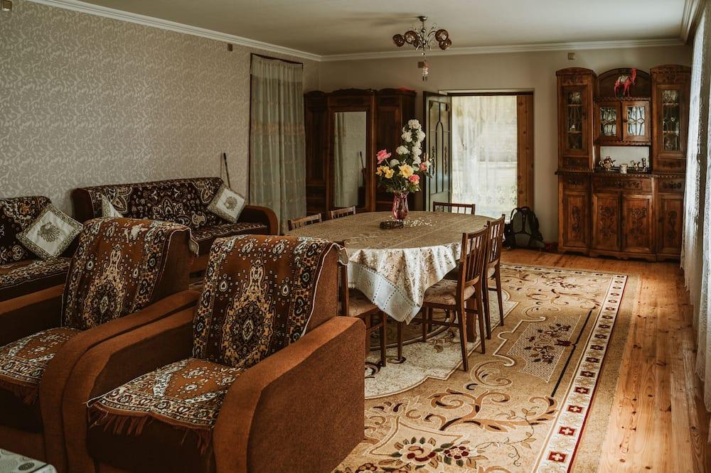 חדר אקונומי - אזור מגורים