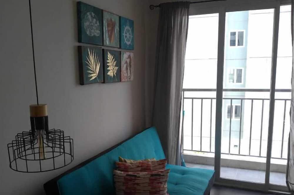 شقة - غرفة نوم واحدة (Sewu) - غرفة معيشة