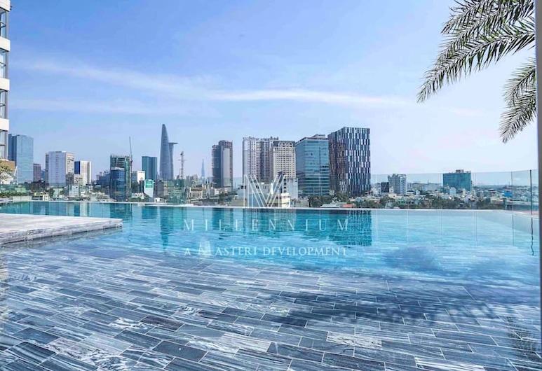 Saigon Fairy Land, Ho Chi Minh City, Infinity Pool
