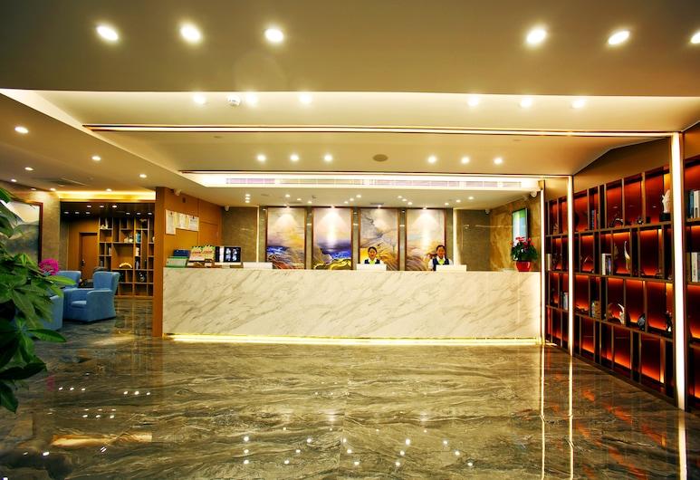 Shenzhen Pengcheng Lijing Hotel, שנזן, לובי