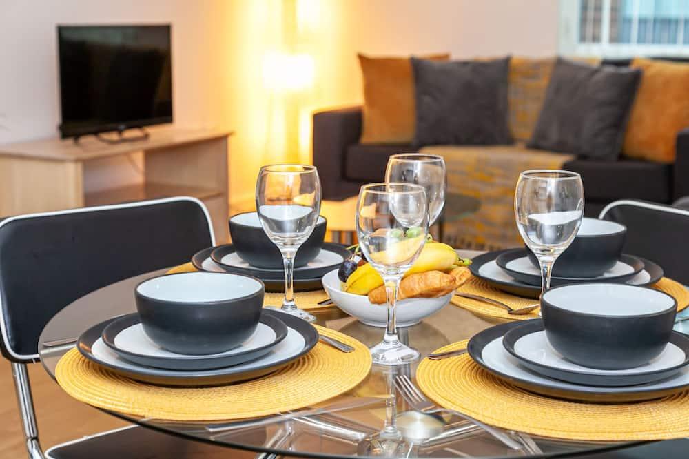 Exclusief appartement - Woonruimte
