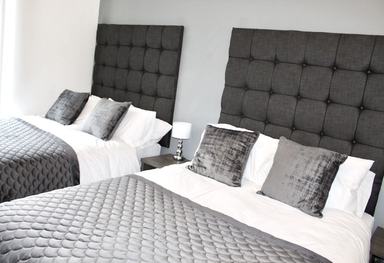 Reads Luxury Apartments, Blackpool, Luxe appartement, bubbelbad (Reads Selmes ), Kamer