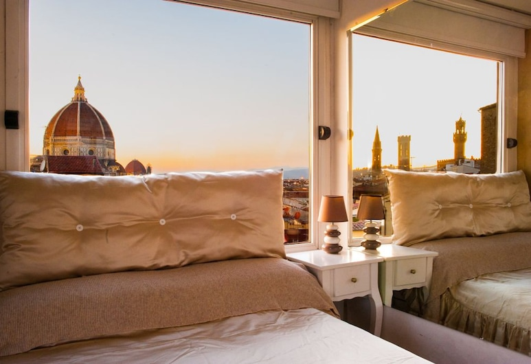 Suite Oriuolo, Florencija, Numeris, terasa, Kambarys