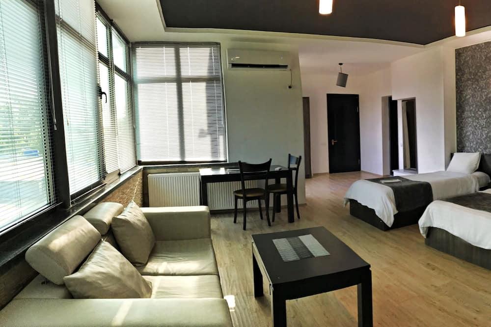 家庭客房, 露台 (400) - 客房