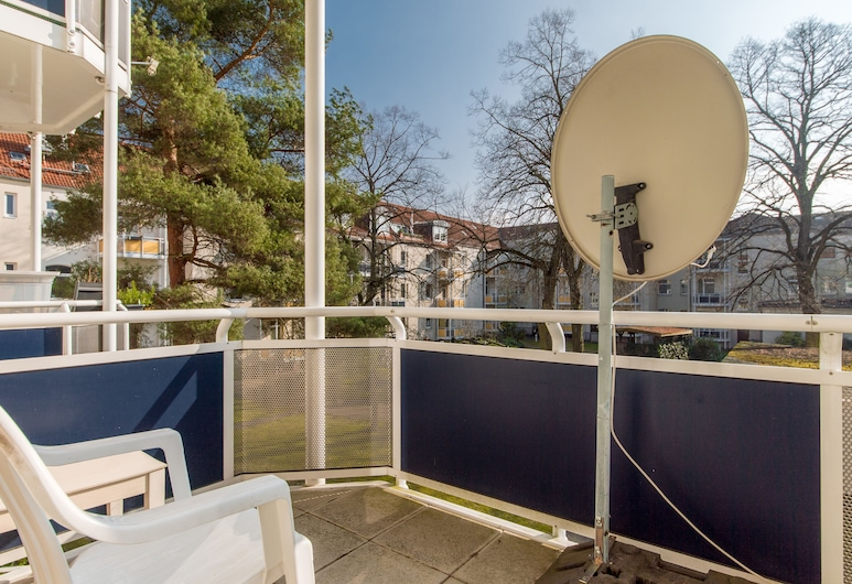 Private Apartment Im Triftfelde, Hannover, Balcony