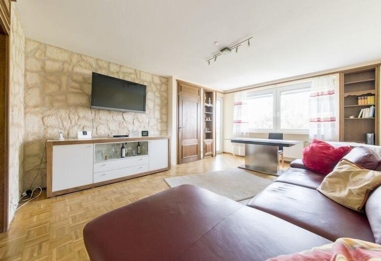 Private Apartment Leipziger Straße, Hannover, Lõõgastumisala