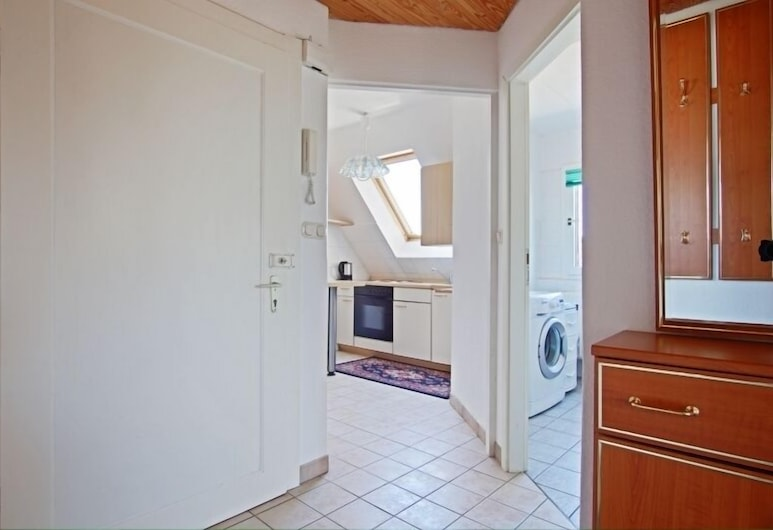 Private Apartment Schieferkamp, Hannover, Korytarz