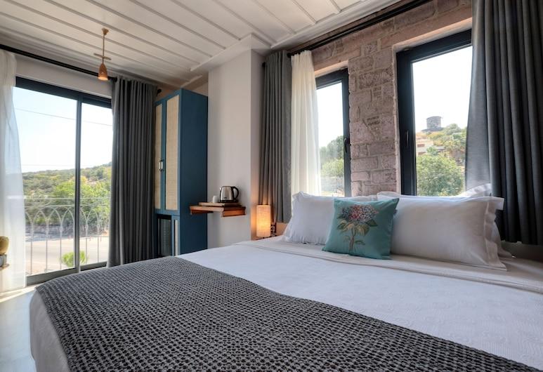 Sukha Cunda Otel, Ayvalık, Standard İki Ayrı Yataklı Oda (Olive Grove View), Oda