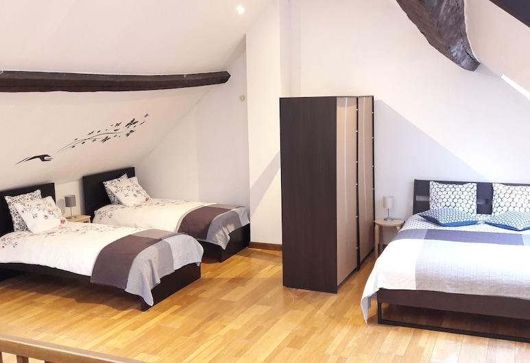 Chez Esmara Et Philippe Maisonette, Bruxelles, Casa Comfort, Camera