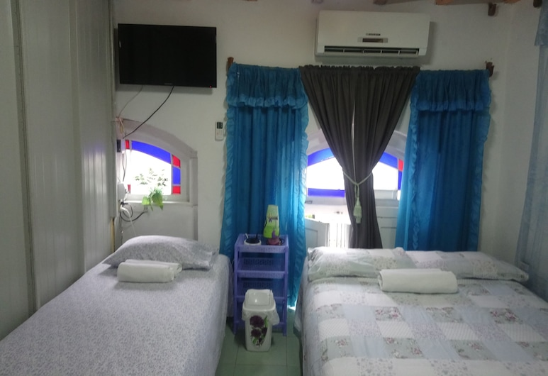 كاسا كارمن, هافانا, غرفة ثلاثية مريحة (#3), غرفة نزلاء