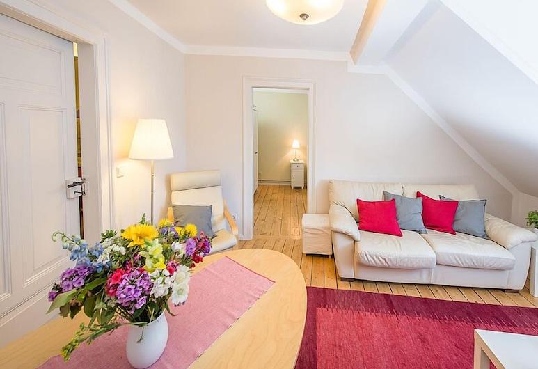 FeWo Herderplatz, Weimar, Apartment, Living Room