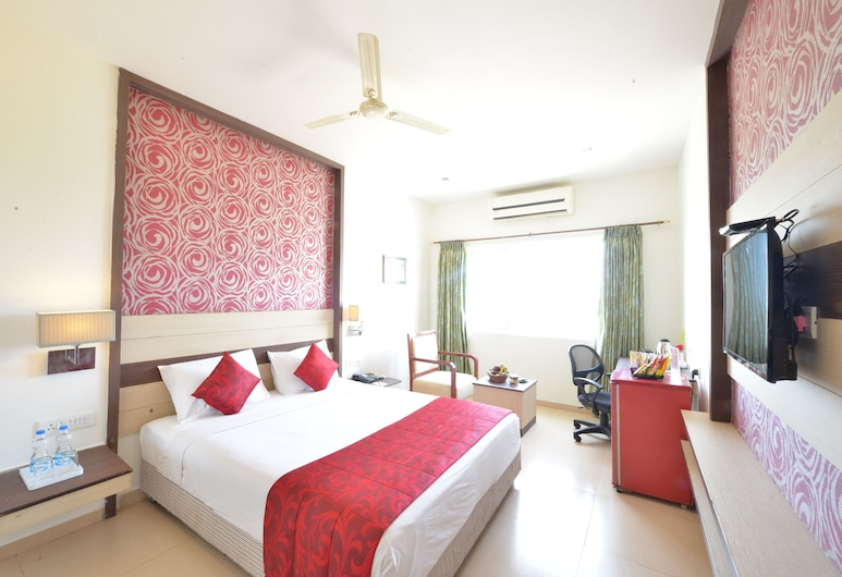 SRM HOTELS, Tuticorin, Executive Double or Twin Room, Guest Room