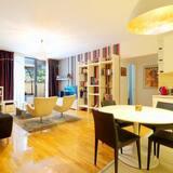 Business appartement - Woonruimte
