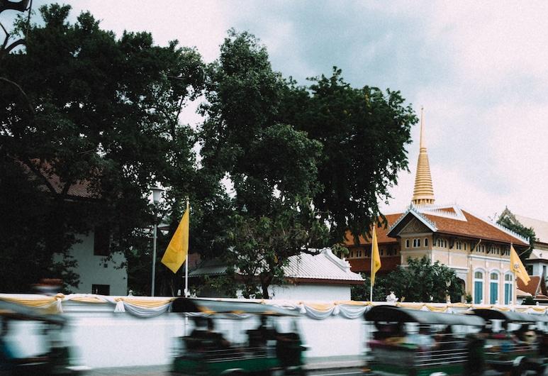 Sleepyhead Hostel, Μπανγκόκ, Εξωτερικός χώρος