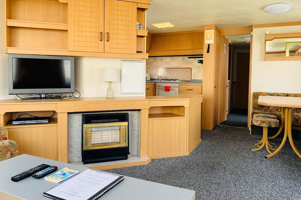 Family Κινητό Σπίτι/Προκάτ, 3 Υπνοδωμάτια - Περιοχή καθιστικού