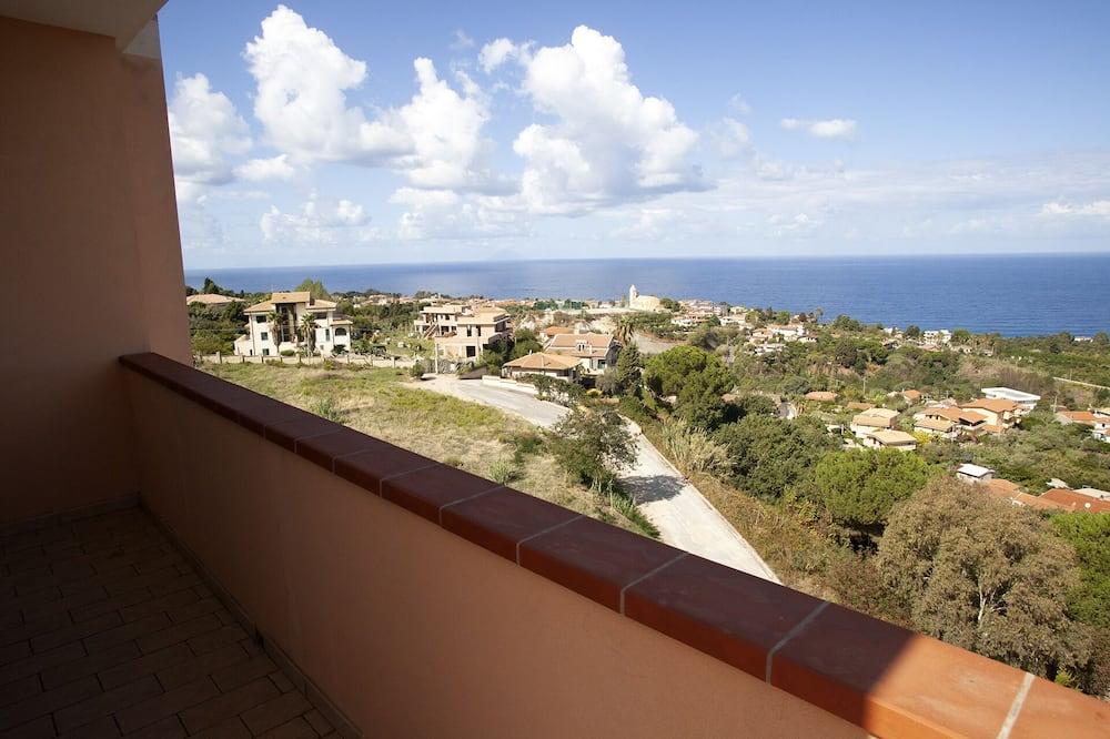 Панорамная вилла - Балкон