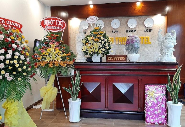 Thanh Truc Hotel Camau, Ca Mau, Reception