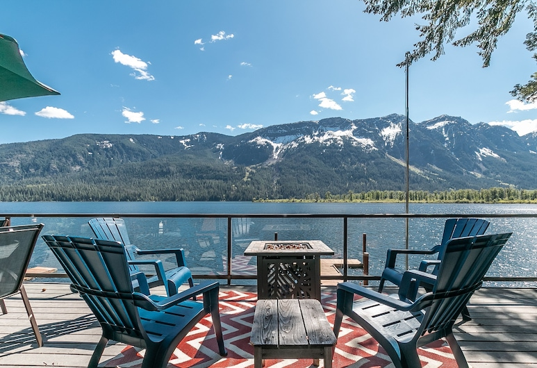 All About the Lake, Leavenworth, Cabin, 4 Bedrooms, Balcony