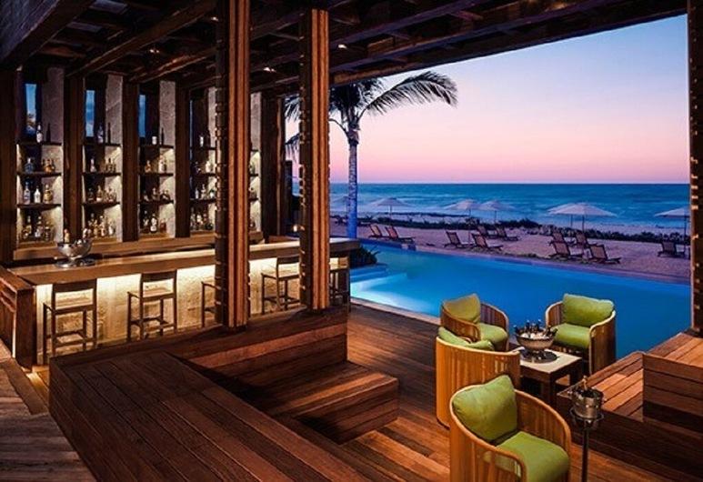 Grand Luxxe SPA - 2 Bedroom Suite AAA Diamond Riviera Maya Resort, شاطئ كارمن, شُرفة
