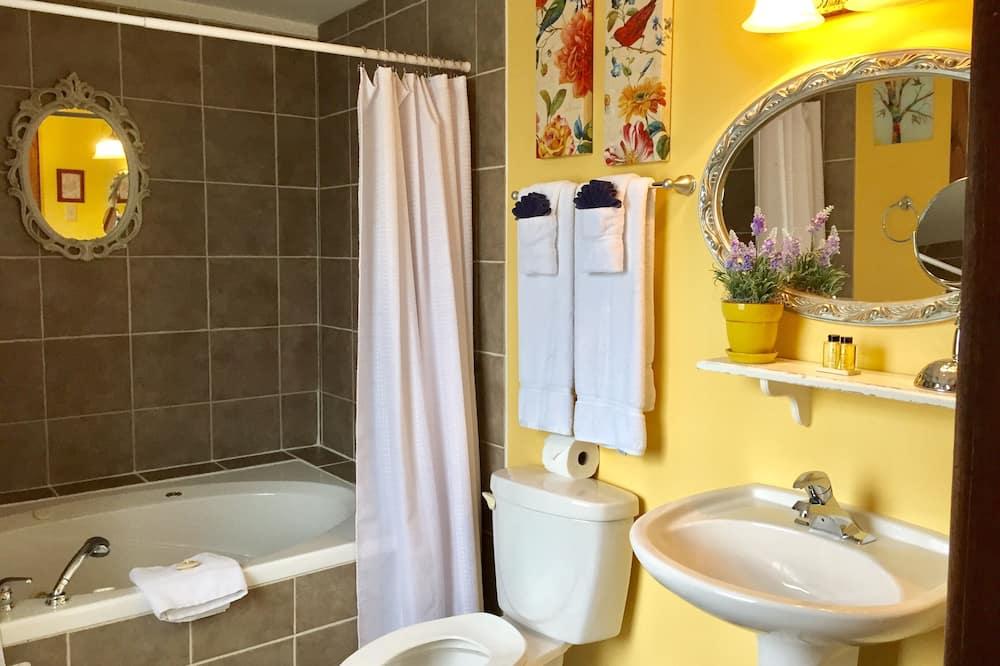 Garden Suite - Vonios kambarys