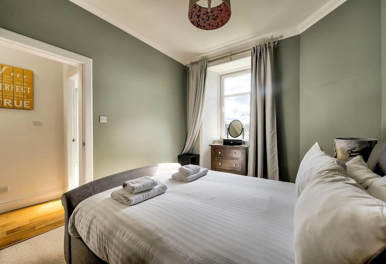 Lovely 1 Bedroom Flat Close to City Centre + Free On-street Parking, Εδιμβούργο, Δωμάτιο