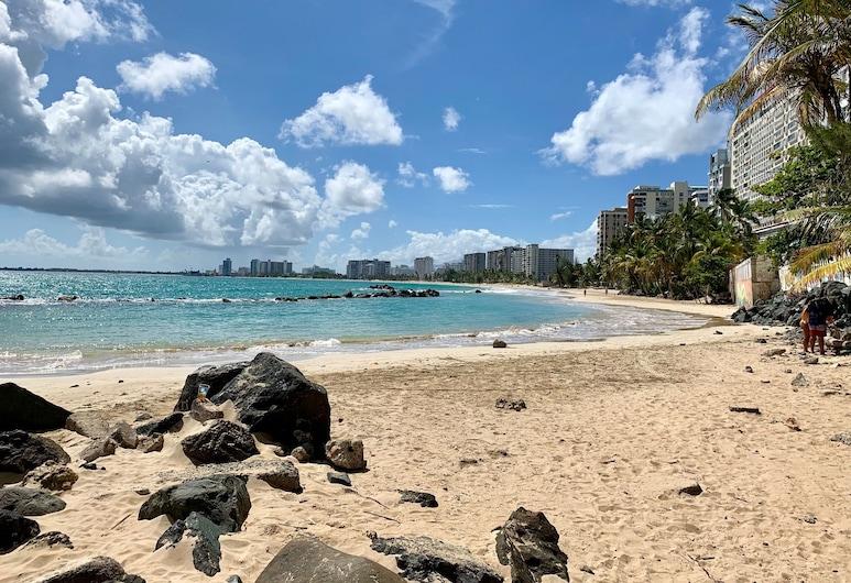 普拉亞別墅酒店, San Juan, 海灘
