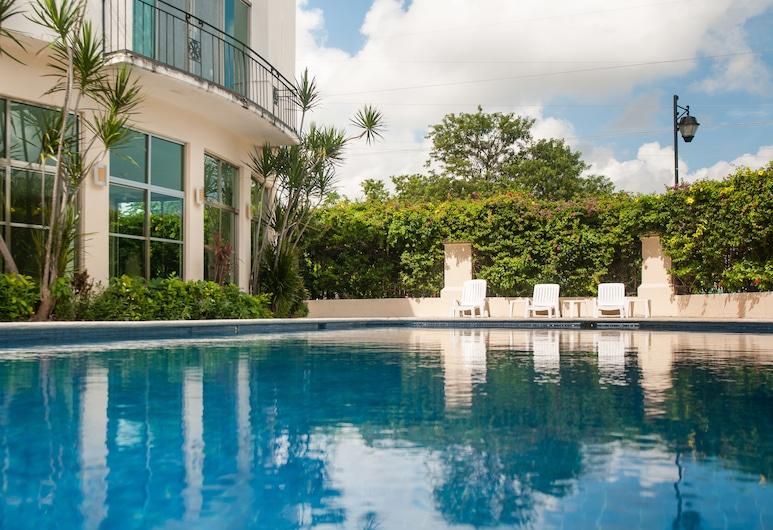 Boutique House Cancun, Cancún, Außenpool