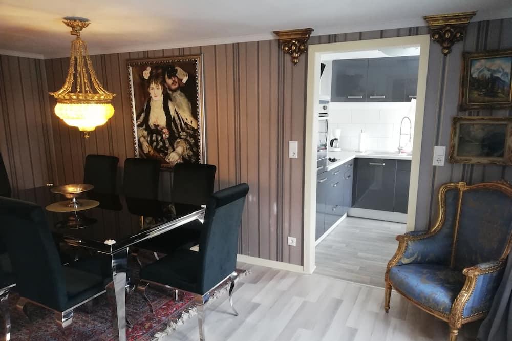 Апартаменты «Комфорт» (Eleonora) - Зона гостиной