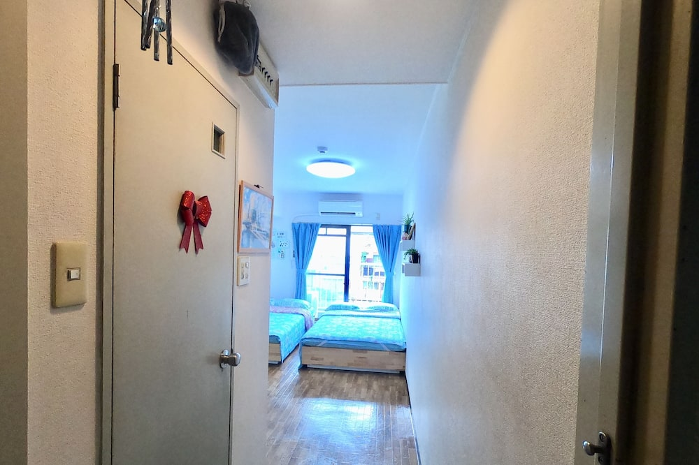 apartman, 2 kétszemélyes ágy, nemdohányzó, kilátással a folyóra - Nappali rész