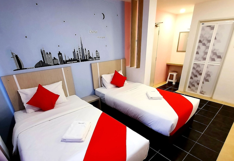 Good2Stay Hotel, Malacca City, Dvojlôžková izba typu Deluxe, Hosťovská izba