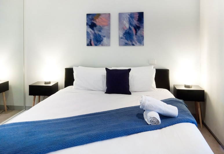 Short Stay Apartment at Flinders, Melbourne, Family Apartment, Room
