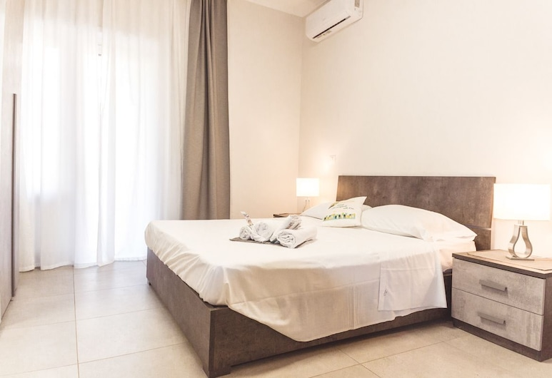 Simonetti, Rome, Apartment, 1 Bedroom, Room